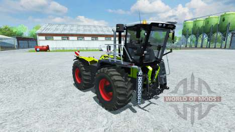 CLAAS Xerion 3800 Saddle Trac for Farming Simulator 2013