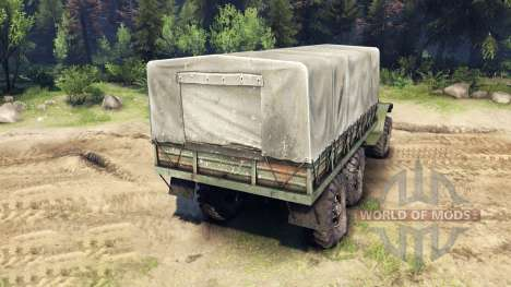 ZIL-157K for Spin Tires