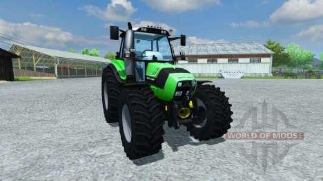 Deutz-Fahr Agrotron TTV 430 for Farming Simulator 2013
