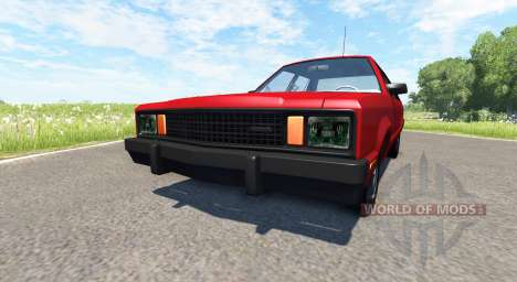 Ford Fairmont 1978 for BeamNG Drive