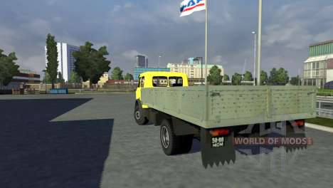 MAZ 500A for Euro Truck Simulator 2
