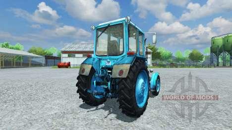 MTZ-80 Belarusian for Farming Simulator 2013