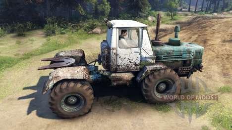 T-150K v2 for Spin Tires