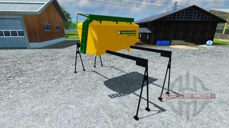 Tank Amazone TX 118 for Farming Simulator 2013