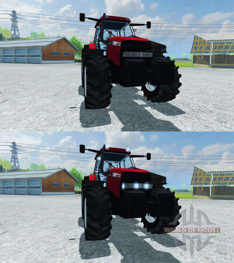 Case IH MXM190 for Farming Simulator 2013