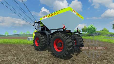 Tank CLAAS Xerion ST 3800 for Farming Simulator 2013