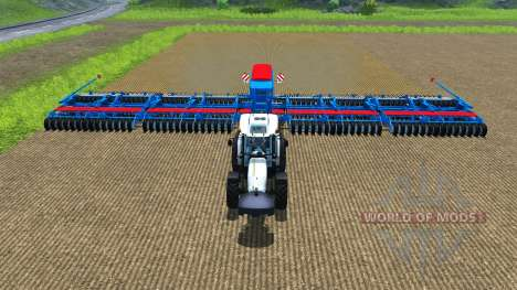 Lemken 24 pro QZ for Farming Simulator 2013