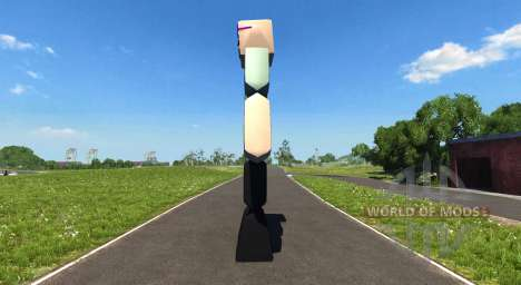 DSC Giant Ragdoll for BeamNG Drive