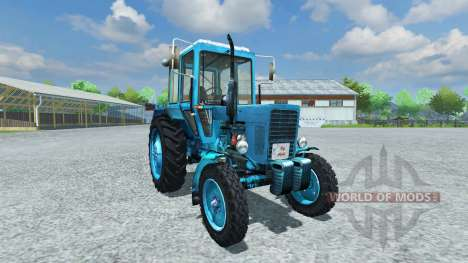 MTZ-80 Belarusian for Farming Simulator 2013