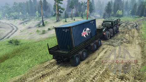 Pak autotrailers v3 for Spin Tires