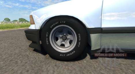 Ibishu Covet Jet Edition for BeamNG Drive