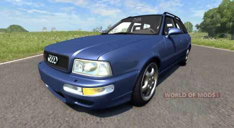 Audi RS2 Avant for BeamNG Drive