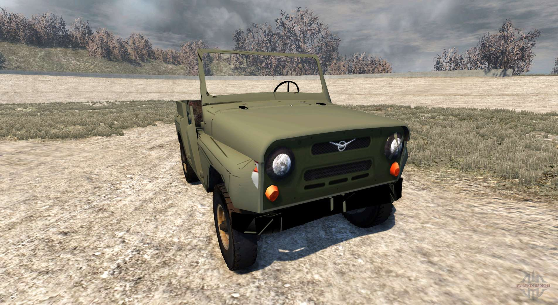 the uaz 469 for beamng drive. Black Bedroom Furniture Sets. Home Design Ideas