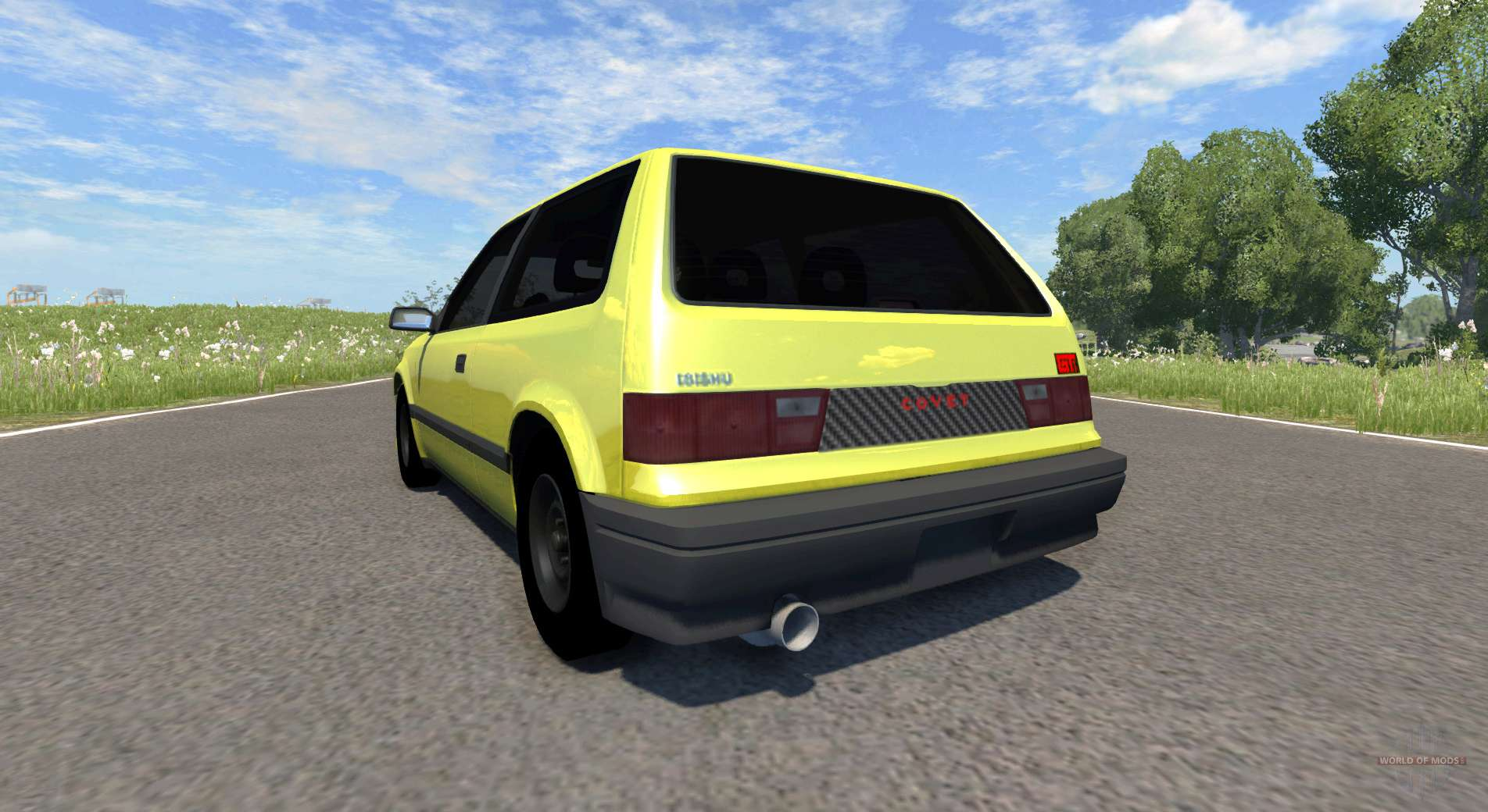 Ibishu Covet 1 2l Hx For Beamng Drive