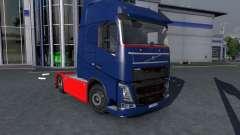 Volvo FH16 Tucker Tuned for Euro Truck Simulator 2