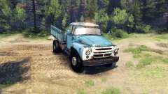 Old ZIL for Spin Tires