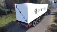 Semitrailer IBM