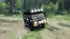 UAZ-3909 off-road v3.0