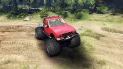 Toyota Hilux Truggy v0.9.9 for Spin Tires