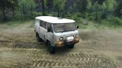 UAZ-3909 off-road