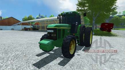 John Deere 7800 for Farming Simulator 2013