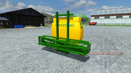 Spreader Amazone v1.1 for Farming Simulator 2013