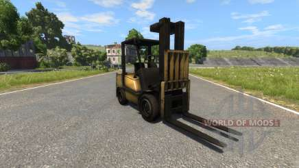 DSC Forklift for BeamNG Drive