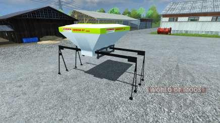 Tank CLAAS Xerion ST 3800 for Farming Simulator 2013