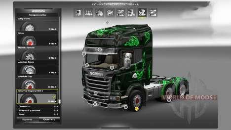 Goodyear Regional RHS II for Euro Truck Simulator 2