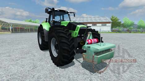 Contrast John Deere for Farming Simulator 2013