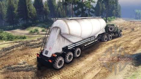 Pak autotrailer v1.1 for Spin Tires
