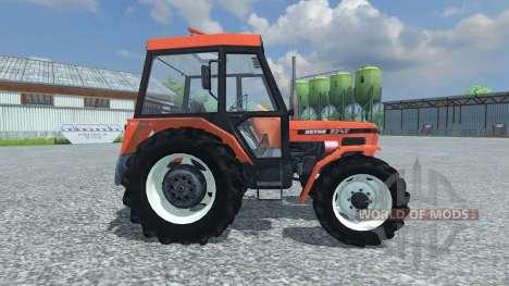 Zetor 7340 for Farming Simulator 2013
