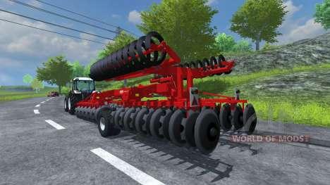 Vicon Discotiller XR for Farming Simulator 2013