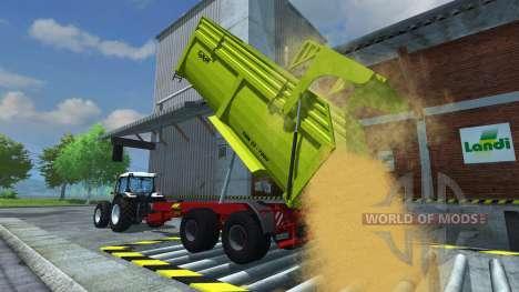 Conow TMK 22 7000 for Farming Simulator 2013