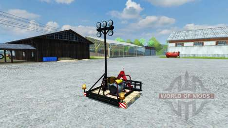 Lantern for Farming Simulator 2013