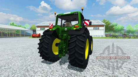 John Deere 753 Premium v2.0 for Farming Simulator 2013