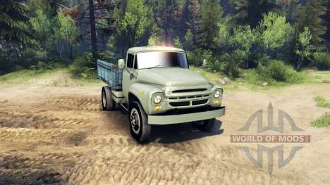 ZIL-130 v1.01 for Spin Tires
