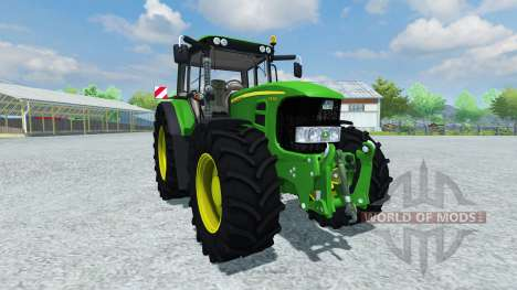 John Deere 7530 Premium for Farming Simulator 2013