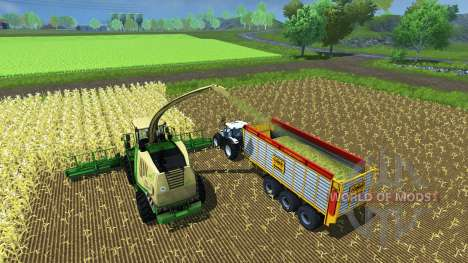 Veenhuis SW550 for Farming Simulator 2013
