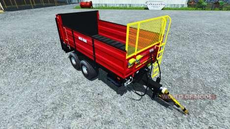 Metal-Fach N267 for Farming Simulator 2013