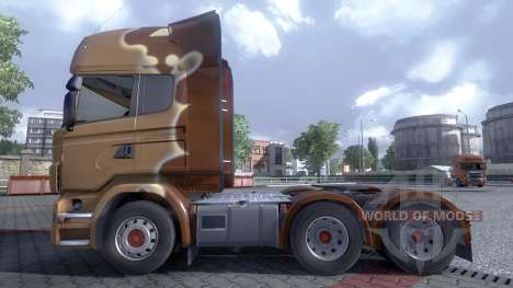 Michelin XPS Rib for Euro Truck Simulator 2