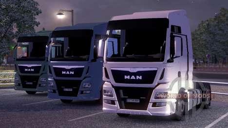 MAN Euro 6 for Euro Truck Simulator 2