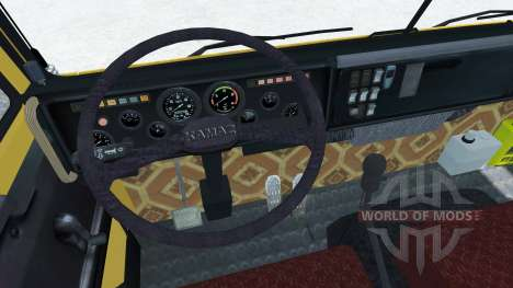 KamAZ-55102 for Farming Simulator 2013