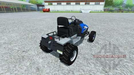 DIY Quad for Farming Simulator 2013