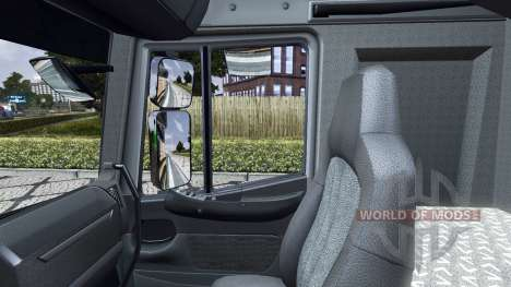 New cameras for Euro Truck Simulator 2