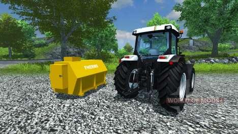 FHERMS for Farming Simulator 2013