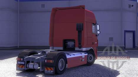 DAF XF 105.510 Jelle Schouwstra for Euro Truck Simulator 2