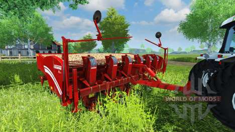 Hand grip v2.0 for Farming Simulator 2013