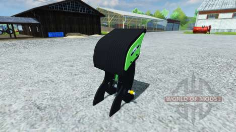Deutz-Fahr Flex Weight for Farming Simulator 2013