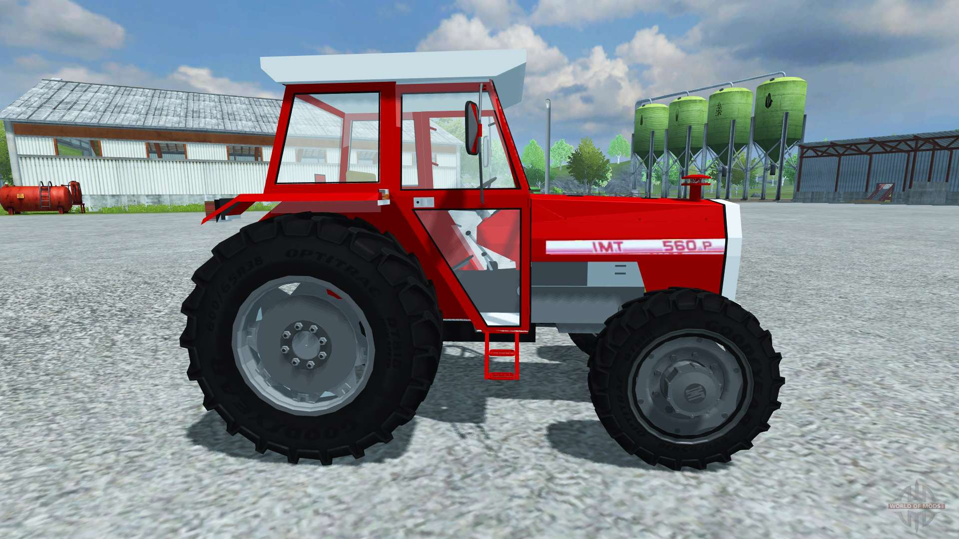 IMT 560 for Farming Simulator 2013